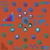 hausse et récréation de 0215_4 Image stock