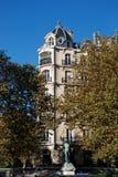 Haussmann's architecture in Paris Stock Images