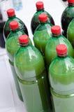 HAUSTIER-Flaschen stockfoto