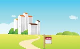 Hausverkauf Lizenzfreies Stockfoto