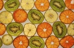 Haut étroit d'agrume comme fond Image stock