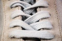 haut étroit de chaussures de sports du ` s d'hommes Image libre de droits