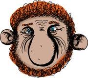 Haut étroit de Gnome Image libre de droits