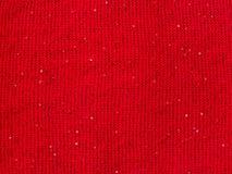 Haut étroit de tricotage de fond Photos libres de droits