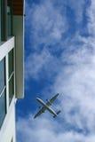 Haut aviateur images stock