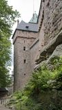 Haut-Koenigsbourg Castle Stock Photography