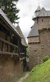 Haut-Koenigsbourg Castle detail Stock Images