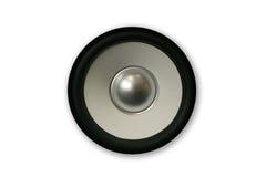 Haut-parleur 3 de cône Photographie stock