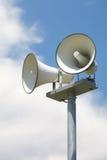 haut-parleur Photos libres de droits