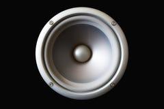 Haut-parleur acoustique Photographie stock libre de droits