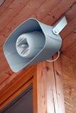 Haut-parleur - amplificateur Photo libre de droits