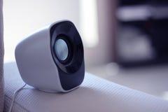 Haut-parleur audio Images stock