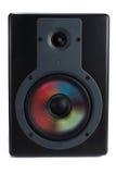 Haut-parleur CD Images libres de droits