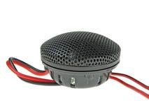 Haut-parleur d'acoustique de véhicule Photos stock