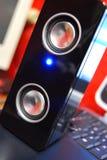 Haut-parleur de PC Image stock