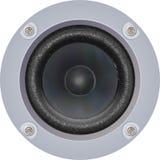 Haut-parleur puissant (vecteur) Photo stock