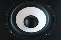Haut-parleur sonore Photos libres de droits