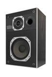 Haut-parleur sonore de haute fidélité bi-directionnel image stock