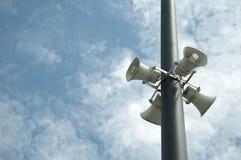 Haut-parleurs photos libres de droits