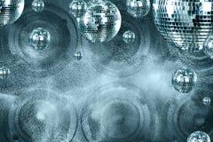 Haut-parleurs audio Image libre de droits