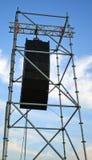 Haut-parleurs de concert Images stock