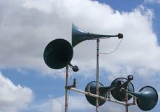 Haut-parleurs de haut-parleur images libres de droits