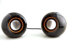 Haut-parleurs pour le PC Image stock