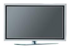 Haut plasma TV de définition Photo stock