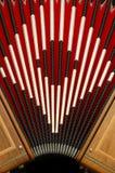 Haut proche d'accordéon Photo libre de droits