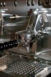 Haut proche de café express Image stock
