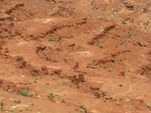 Haut proche de désert Images libres de droits