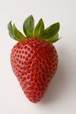 Haut proche de fraise images libres de droits