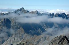 Haut Tatras Photo stock