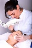 Hautbehandlung Lizenzfreie Stockbilder