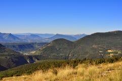 Haute Alpes Arkivfoton