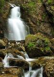 Haute cascade Images stock