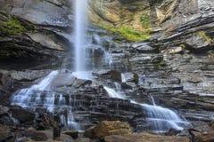 Haute cascade en Caroline du Sud Image libre de droits