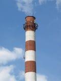 Haute cheminée. Images libres de droits