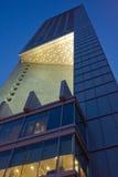 Haute construction moderne Image libre de droits