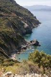 Haute-Corse, Κορσική, ανώτερη Κορσική, Γαλλία, Ευρώπη, νησί Στοκ φωτογραφία με δικαίωμα ελεύθερης χρήσης