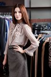 Haute-coutures Stock Fotografie