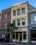 Haute Design on King Street, Charleston, SC Royalty Free Stock Images