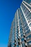 Haute maison avec des appartements Image libre de droits