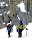 Haute montagne Photographie stock libre de droits