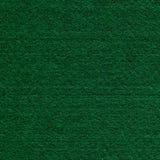 Texture de tissu de feutre - vert-foncé Photo libre de droits