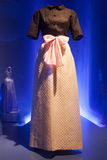 Hautecouture-Kleid Stockbilder