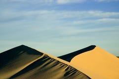 Hautes dunes, Patagonia. Photographie stock