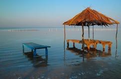 hautes eaux Photographie stock libre de droits