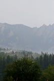 Hautes montagnes Images stock