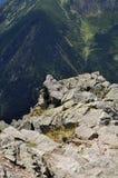 Hautes montagnes Photos stock
